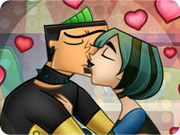 Total Drama Twister Kiss