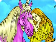Unicorn Coloring 2