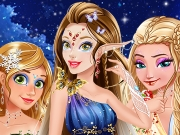 Winter Fairies Princesses H5