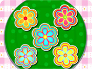 Yummy Flower Cookies