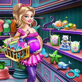 barbie shopping mall games